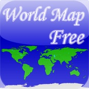世界地図 Free